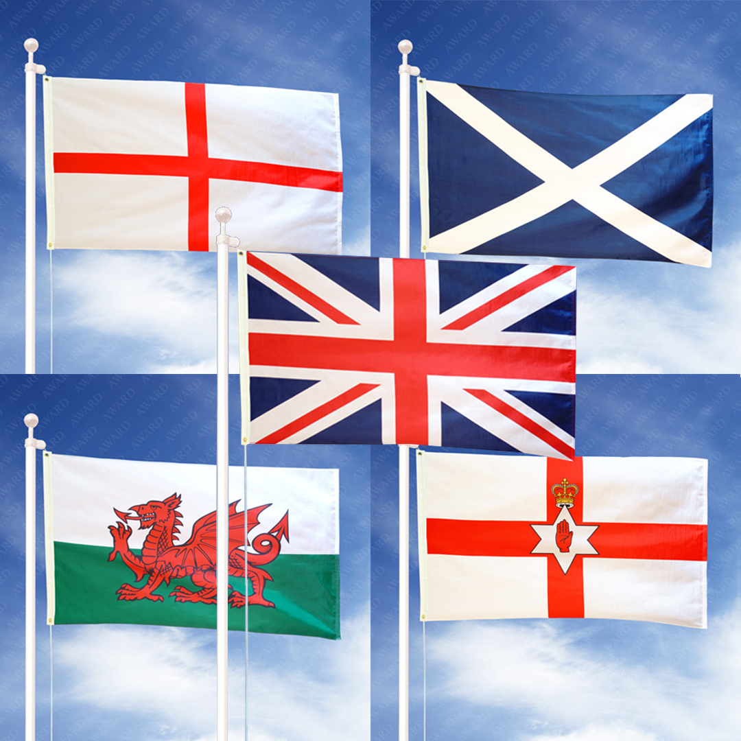 5 x 3 Flags