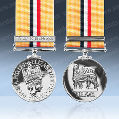 Campaign Medals