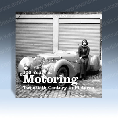 100 Years of Motoring Book