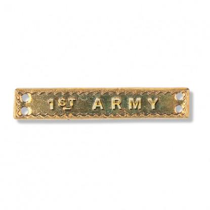 1st Army Miniature Bar