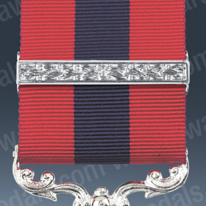 Distinguished Conduct Medal 2nd Award Bar