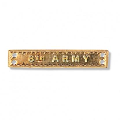 8th Army Miniature Bar