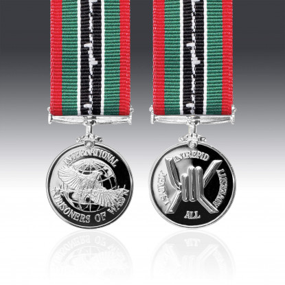 Allied Ex-Prisoners of War Miniature Medal