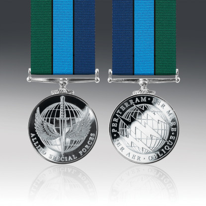 Allied Special Forces Medal