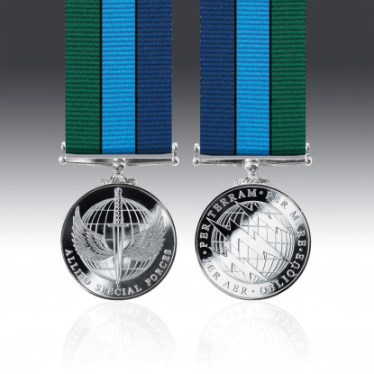 Allied Special Forces Miniature Medal