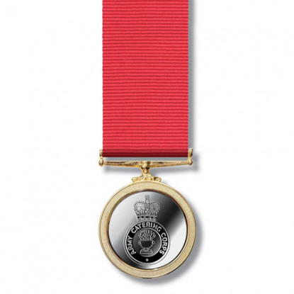 Army Catering Corps Miniature Medal
