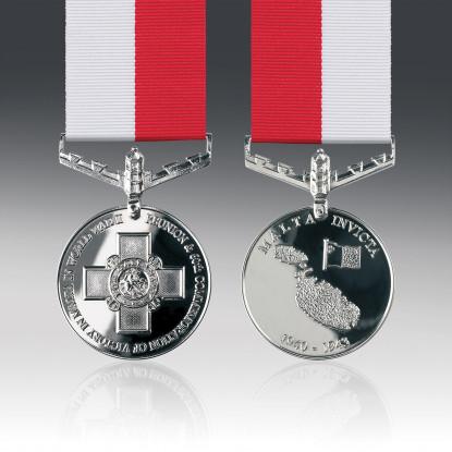 Battle For Malta Medal