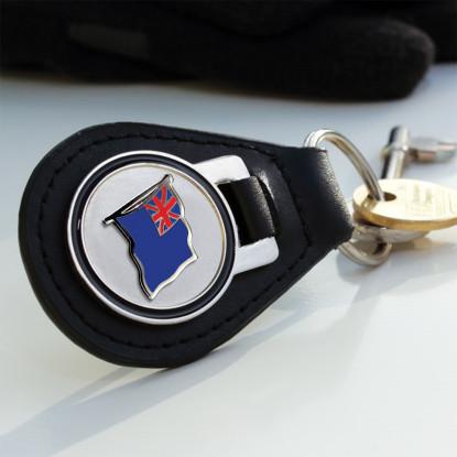 Blue Ensign Key Fob