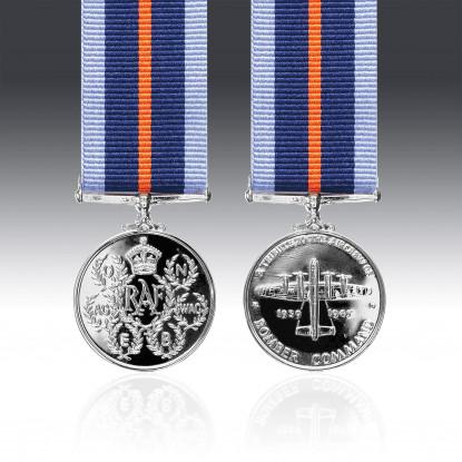 Miniature Bomber Command Medal