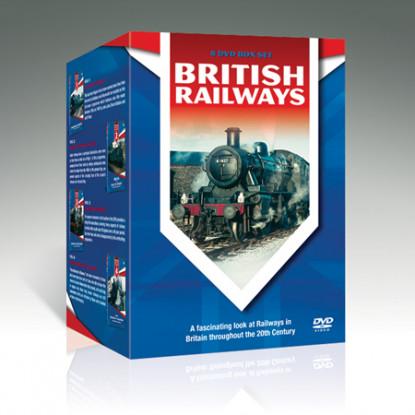 British Railways Box Set [8DVDs]