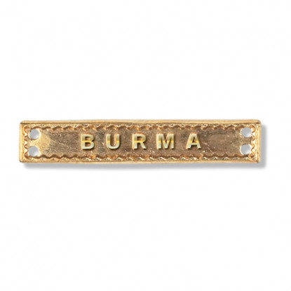 Burma Bar Miniature