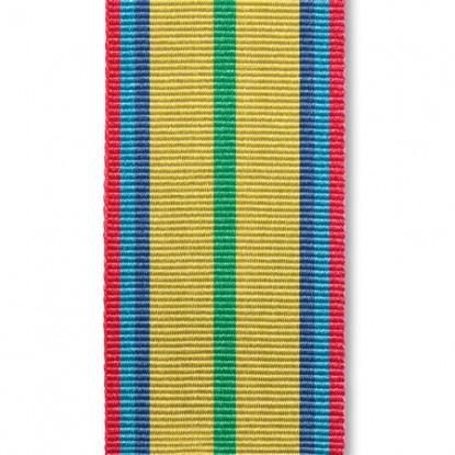Cadet Forces Medal Full Size Ribbon