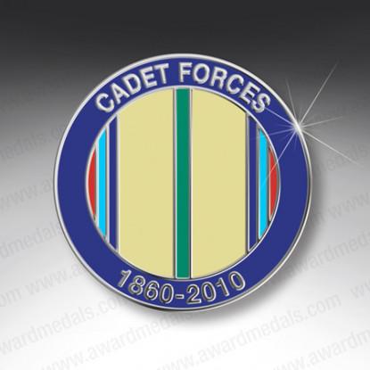 CADET FORCES LAPEL BADGE