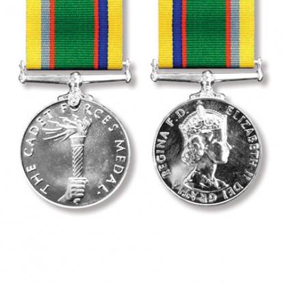 Cadet Forces Long Service Medal
