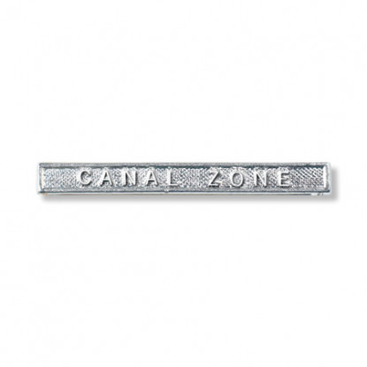 Canal Zone Miniature Clasp