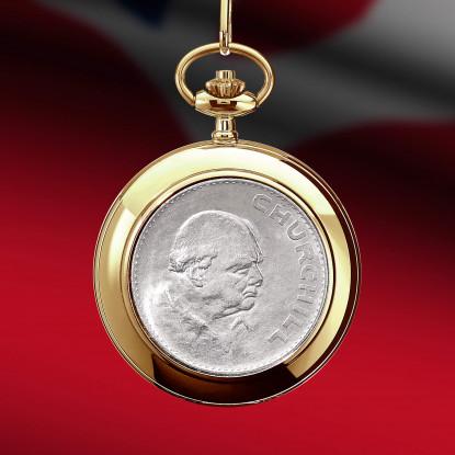 Churchill Pocket Watch