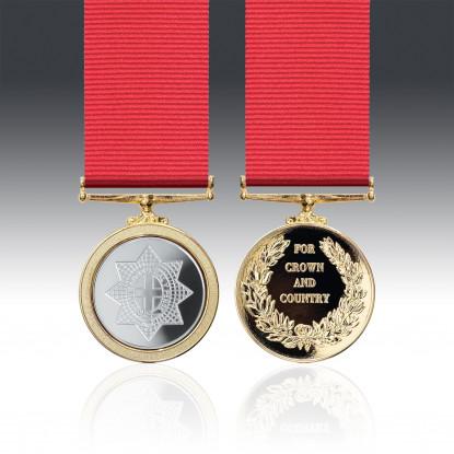 Coldstream Guards Miniature Medal