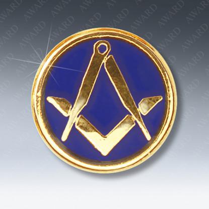 Craft (2) Masonic Lapel Pin