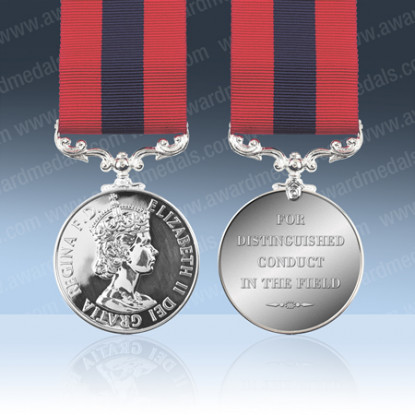 Distinguished Conduct Medal EIIR