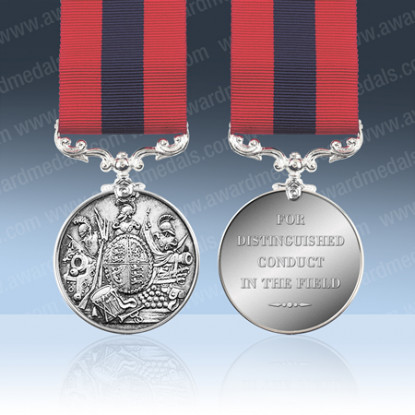 Distinguished Conduct Medal VR