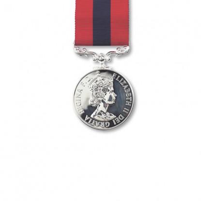 Distinguished Conduct Miniature Medal E.II.R.