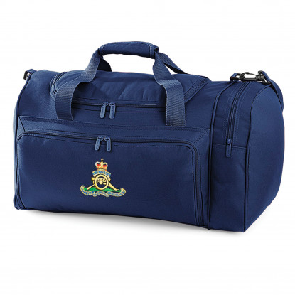 Embroidered Sports Holdall