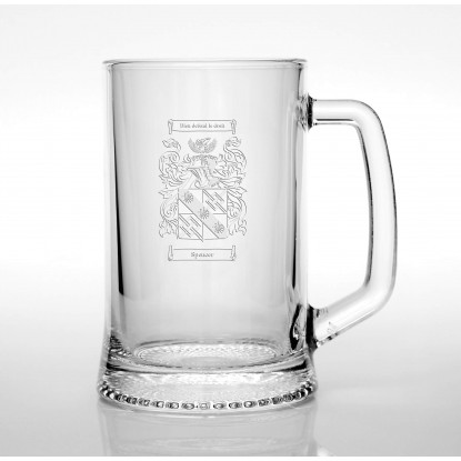 Family Crest Beer Tankard