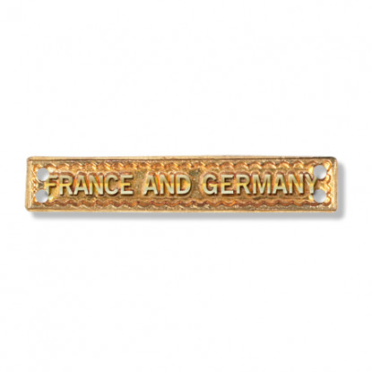 France & Germany Miniature Bar