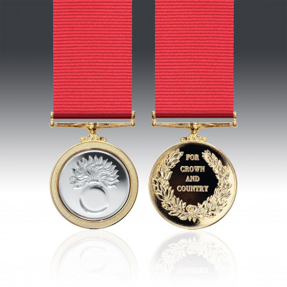 Grenadier Guards Miniature Medal