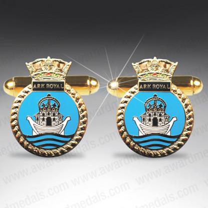 HMS Ark Royal Cufflinks
