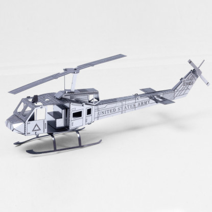 Huey UH-1 Metal Plane