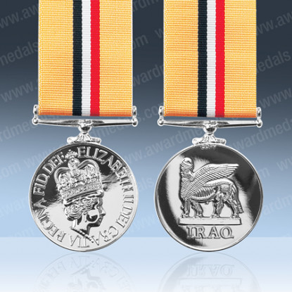 Iraq Operation Telic Medal