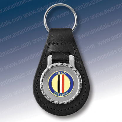 Iraq Veterans Key Fob