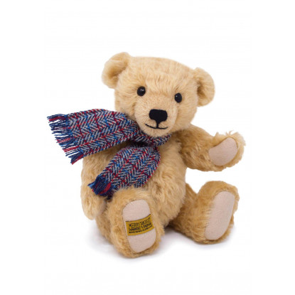 James the SSAFA Bear