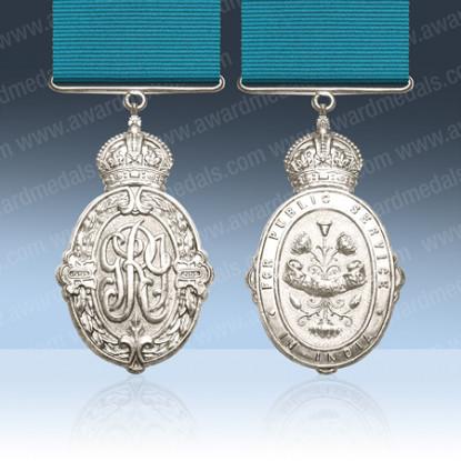 Kaiser-i-Hind 1st Class Silver Gilt Medal