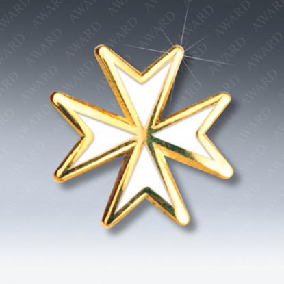 Knights of Malta Masonic Lapel Pin