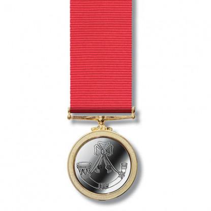Light Infantry Miniature Medal