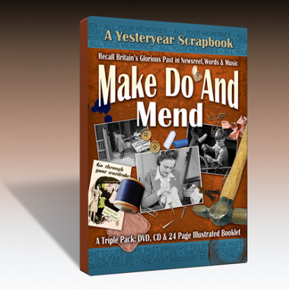 Make Do and Mend [DVD]