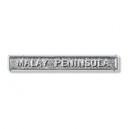 Malay Peninsula Miniature Clasp