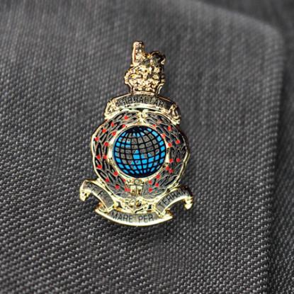 Royal Marines Lapel Pin