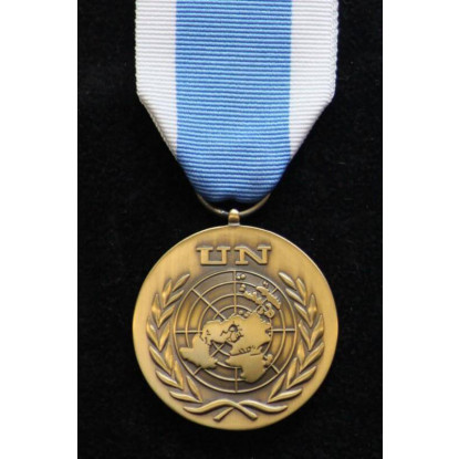 UN Special Service Medal UNSSM Full Size Loose