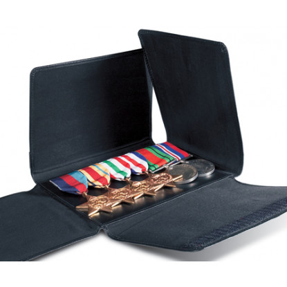 Medal Wallet with Initials
