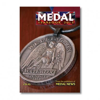 Medal Yearbook 2015