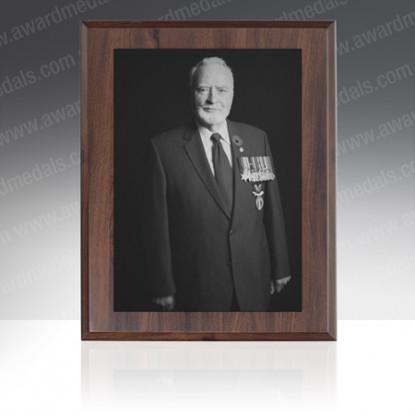 Memorial Photo Plaque