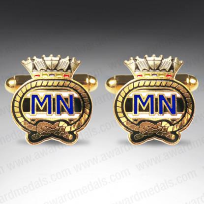 Merchant Navy Cufflinks