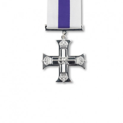 Military Cross Miniature G.VI.R.