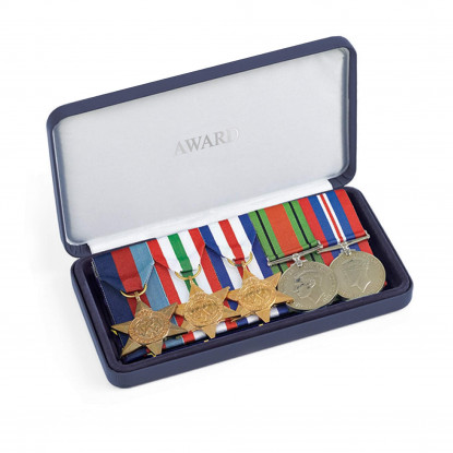 Personalised Medal Storage Case 4+ Medals
