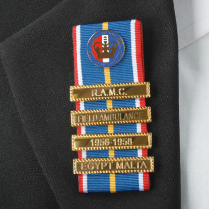 National Service Lapel Badge of Pride