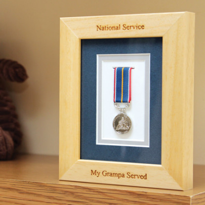 National Service Medal of Pride