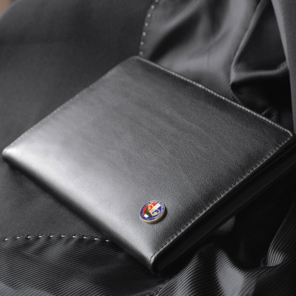 Medal Wallet with Badge